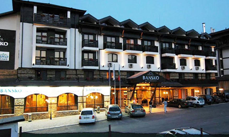 Hotel Bansko Spa Holiday ★★★★